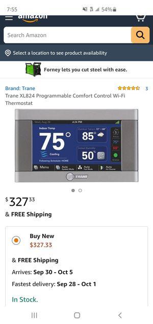 Digital Thermostat for Sale in UPPR MARLBORO, MD