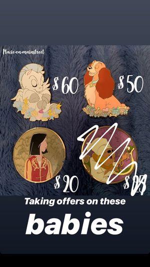 Disney fantasy pins for Sale in Mount Royal, NJ