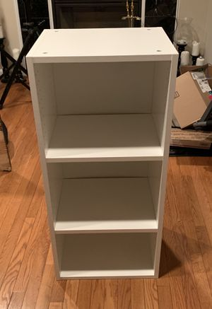 Ikea Sektion White Cabinet Boxes 18 1/8 wide x 14 3/8 deep x 40 in H for Sale in Falls Church, VA