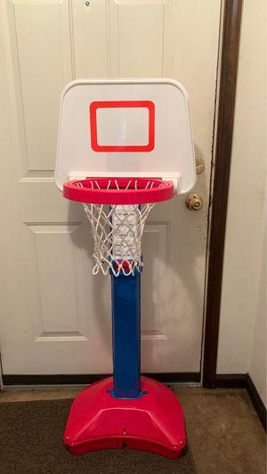 Toddler basketball hoop for sale for Sale in Chesapeake, VA