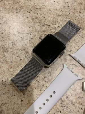Apple Watch with Milanese loop for Sale in Vancouver, WA