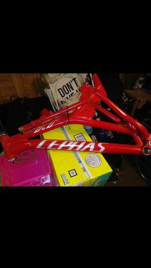 Folding mt bike frame for Sale in Hillsboro, OR