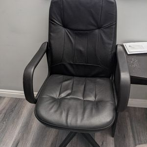 Home Office Desk & Chair Combo Or Separately for Sale in La Puente, CA