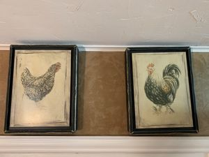 Rooster Wall Art for Sale in San Antonio, TX
