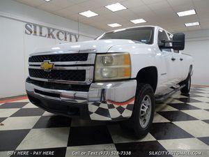 2012 Chevrolet Silverado 2500 SD Florida Truck 8ft Bed 4x4 NO RUST for Sale in Paterson, NJ