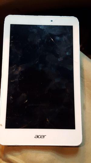 Broke acer tablet for Sale in Providence, RI