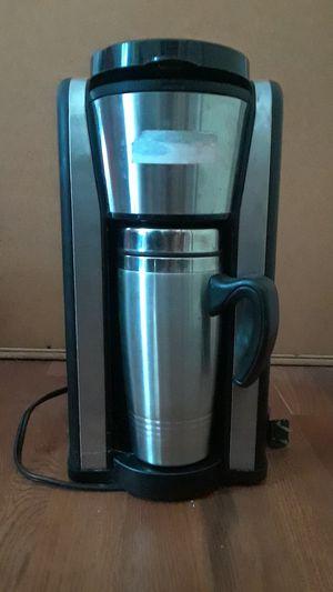 Single Mug Coffee Maker w/ Travel Mug for Sale in Elizabethtown, PA