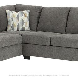 NEW, CHARCOAL COLOR, LAF CORNER CHAISE SECTIONAL. for Sale in Ontario,  CA