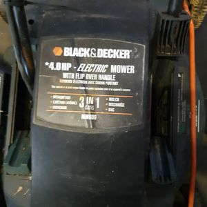 Electric Lawnmower for Sale in Norfolk, VA
