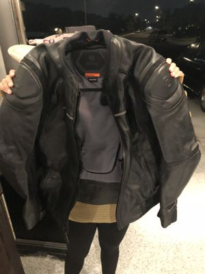 Reax men's motorcycle jacket for Sale in Corona, CA