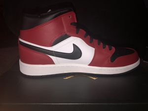 Jordan 1 Chicago black toe New!!! Size 10.5 for Sale in Downey, CA