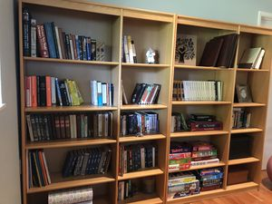 Dania Bookcase/shelves for Sale in Woodway, WA