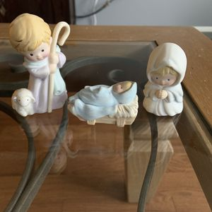 Precious Moments Mini Nativity Set for Sale in Belmar, NJ