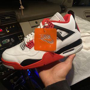 Retro Jordan Fire Red 4s for Sale in Los Angeles, CA