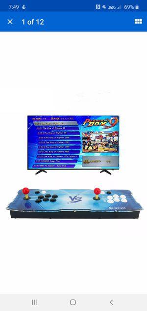 Pandora's Box 9 Arcade Console 2 Players 1500 Retro Games Arcade Machine for Sale in Mission Viejo, CA