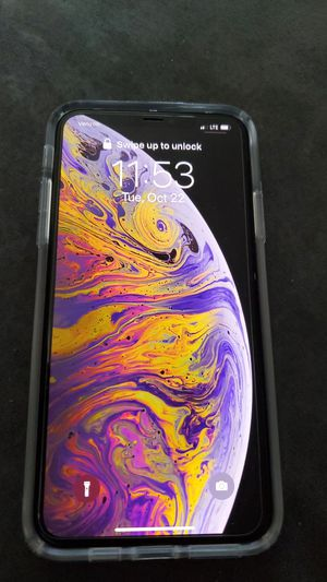 XS max 512GB Unlocked,Cheap!!!! for Sale in Fremont, CA