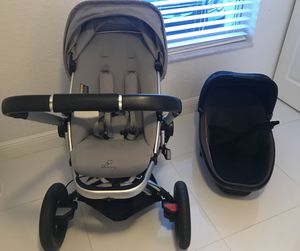 Stroller Quinny Buzz and Quinny Bassinet for Sale in Miami, FL