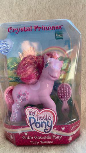 My little pony , cutie cascade pony , tulip twinkle for Sale in Snohomish, WA