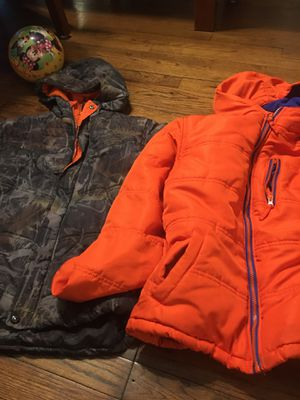 2 boys jackets for Sale in Chicago, IL