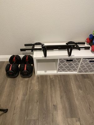 Bowflex 552 Dumbbells for Sale in Hayward, CA