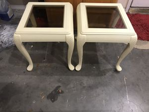 End tables (pair) for Sale in Clermont, FL