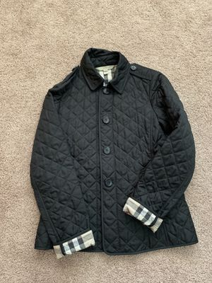 Authentic Burberry Jacket for Sale in Burlington, WA