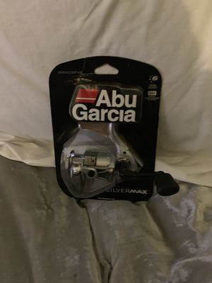 Abu Garcia Silvermaxx fishing reel for Sale in Huntington Beach, CA
