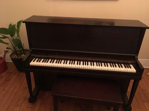 Old Piano, worn and scratches for Sale in Knoxville, TN