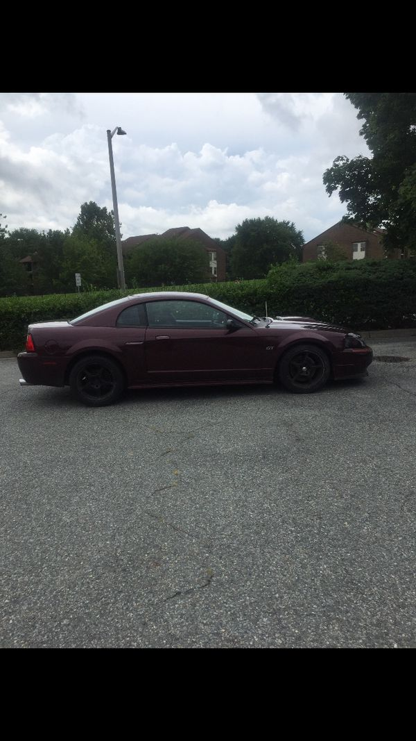 Mustang gt v2 supercharged