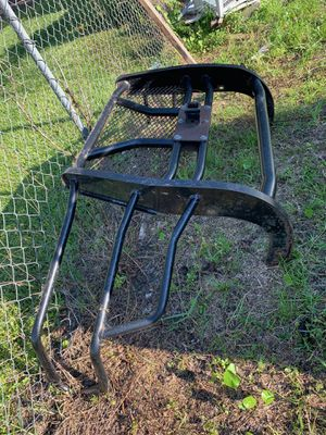 "Brush guard 40"" inch frame width has winch mount for Sale in Maitland, FL"