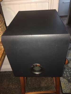 Klipsch GMX 5.1 Pro Media Amplifier for Sale in South Bend, IN