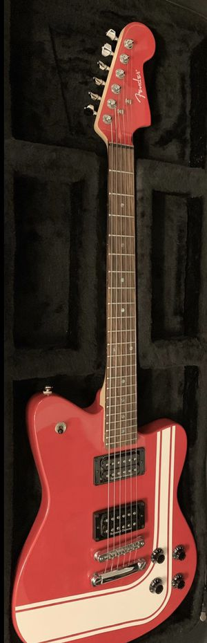 2004 Fender Toronado GT Red Seymour Duncan HH Electric Guitar w/ case for Sale in West Covina, CA