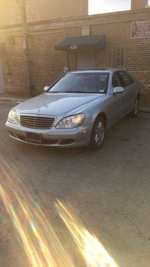 S 500 Benz for Sale in Chicago, IL
