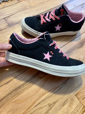 Hello Kitty Converse sneakers for Sale in North Providence, RI