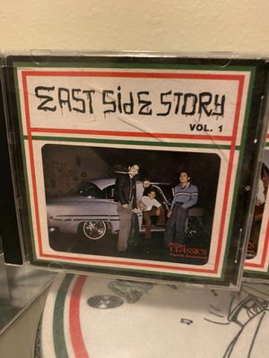 East Side Story Vol. 1-12 for Sale in Watsonville, CA