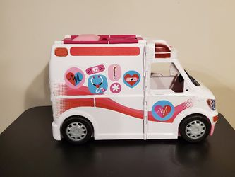 Barbie Van Care Clinic Playset Ambulance / Hospital for Sale in Miami,  FL