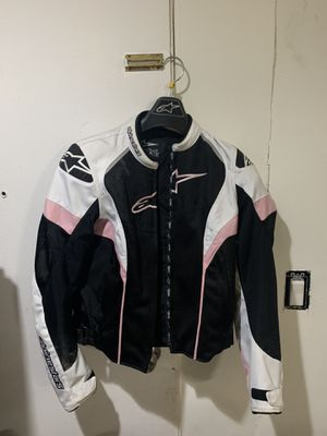 Alpinestar woman motorcycle jacket for Sale in Boca Raton, FL