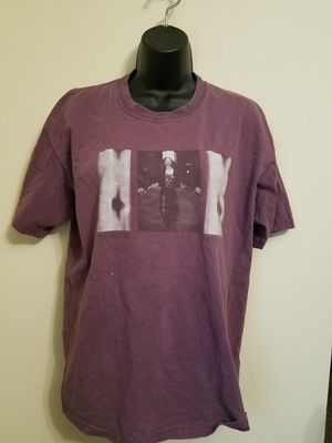 TORI AMOS Maroon TO VENUS AND BACK CONCERT T SHIRT 1999 ? L 100% PRE SHRUNK COTTON COTTON DELYXE COMBED USA VINTAGE there are small stains as seen for Sale in Parsippany-Troy Hills, NJ