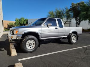 1993 Toyota Pickup 4x4 with TRD Supercharged 3.4 for Sale in Scottsdale, AZ