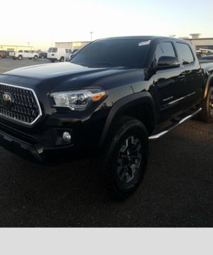 2018 TOYOTA TACOMA TRD SPORT BLACK for Sale in Lake Wales, FL