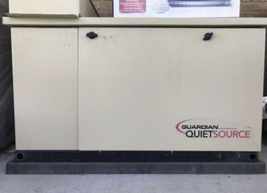 Electricity QuietSource Standby Generator for Sale in St. Louis, MO