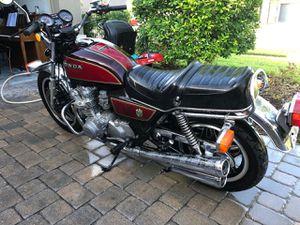Honda CB 750k limited edition 1979 for Sale in Orlando, FL