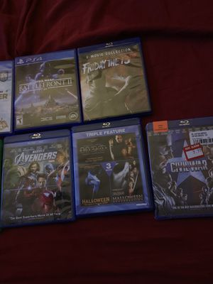 Movies and games for sale for Sale in Altoona, PA