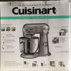 Cuisinart 5,5 Qt new unopened for Sale in Fairfax, VA