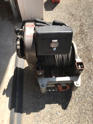 Warm winch 8274 for Sale in Snohomish, WA