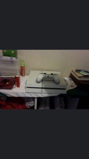 PS4 all white slim new !!! for Sale in Lincoln, RI