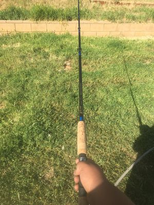 All star fishing rod 9 foot. New for Sale in Moreno Valley, CA