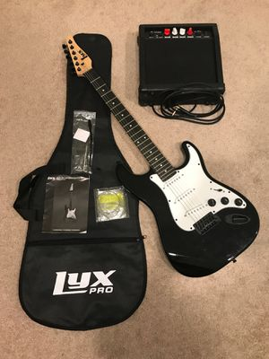 Electric guitar, Lyx pro. for Sale in Raleigh, NC