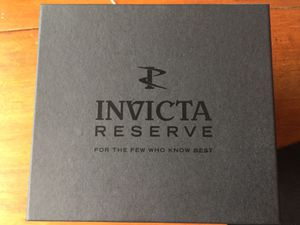 Invicta Reserve 18909 Pro Diver Swiss Made Valjoux 7750 - Auto Chrono for Sale in Kensington, MD