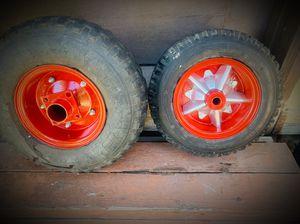 Minibike wheels cat vintage for Sale in El Segundo, CA